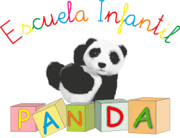 Logotipo ESCUELA INFANTIL PANDA S.L